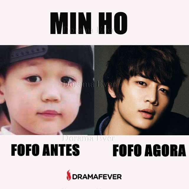 Choi Min Ho (Because It's the First Time)
