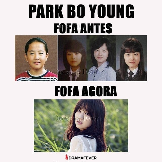 Park Bo Young (Oh My Ghostess)